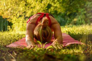 joga, protažení, uvolnění, pohoda, relax, odpočinek