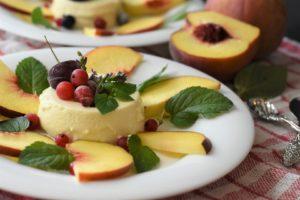 sladkou chuť docílíte i jinak, než přidáním cukru. Smetana a ovoce postačí.