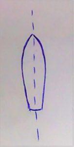 Podélné dělení čípku