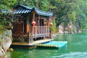 čínská stavba - tradiční čínská medicína
