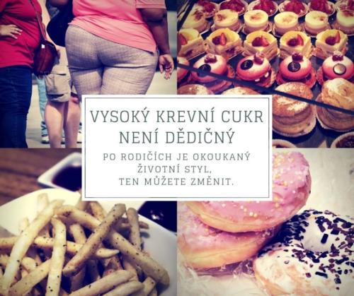 tlustí lidé, sladké, sladkosti
