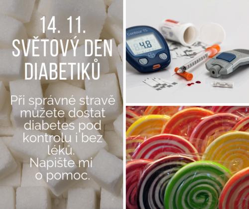 diabetes, cukr, sladké, měření hladiny krevního cukru