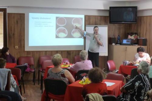 Přednáška o Zdravém životním stylu